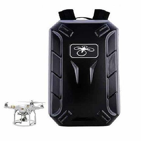 DJI Phantom 3 單電Professional版4K+DJI Phantom3專用硬殼背包 硬殼設計