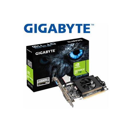 GIGABYTE技嘉 GV-N710D3-1GL 顯示卡