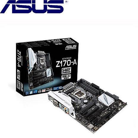 ASUS華碩 Z170-A 主機板