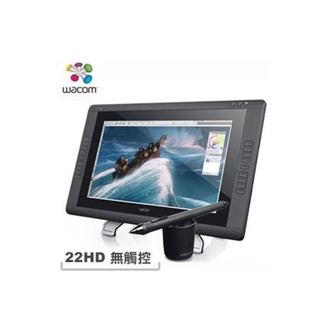 WACOM Cintiq 22HD 專業繪圖液晶螢幕