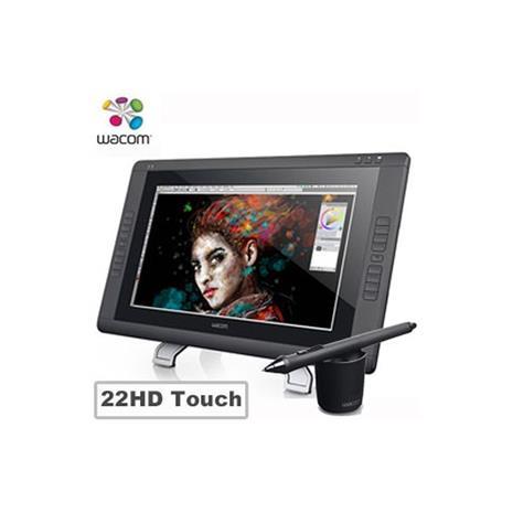 Wacom CintiQ 22HD Touch數位繪圖板 (DTH-2200)