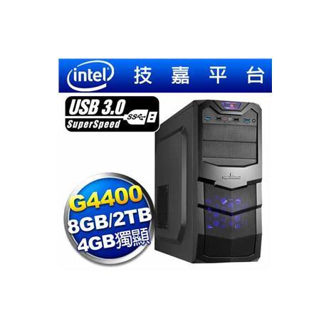 技嘉B150平台【虛空雷神】雙核4GB獨顯電玩機