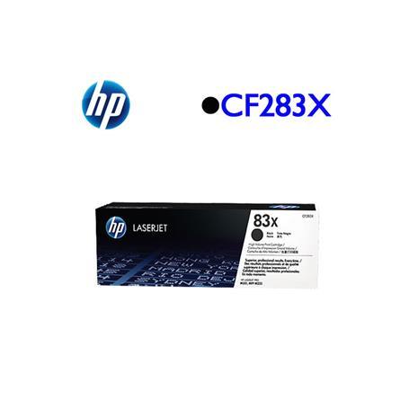 HP CF283X 原廠高容量碳粉匣 (黑)