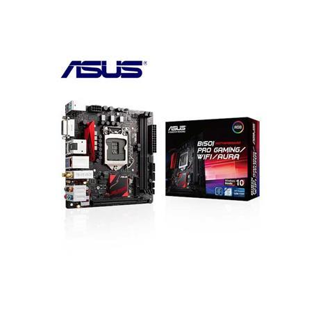 ASUS華碩 B150I PRO GAMING/WIFI/AURA 主機板