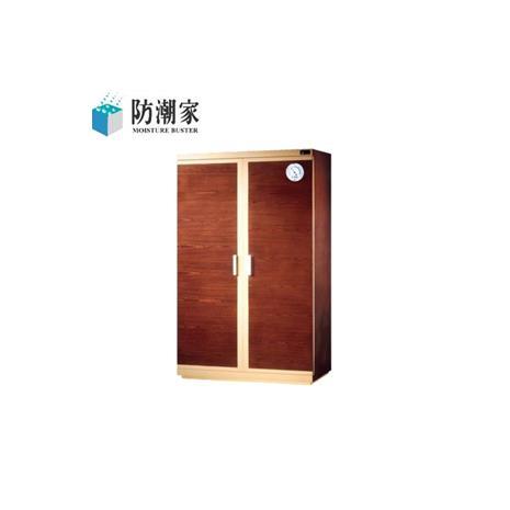 【防潮家】精品木質防潮鞋櫃/名牌包防潮櫃 (SH-390胡桃木)