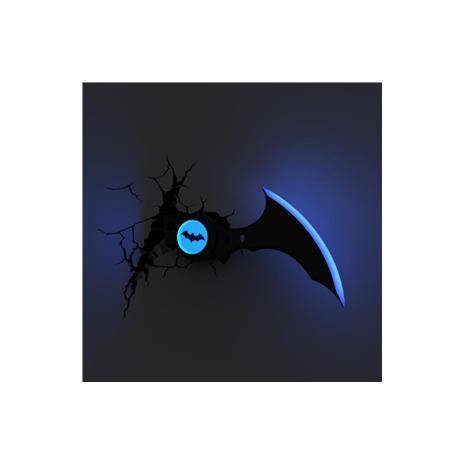 MARVEL復仇者聯盟 3D夜燈-蝙蝠俠飛鏢