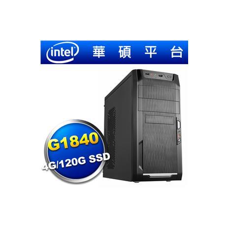 華碩平台【爆殺狂神】雙核 SSD效能電腦