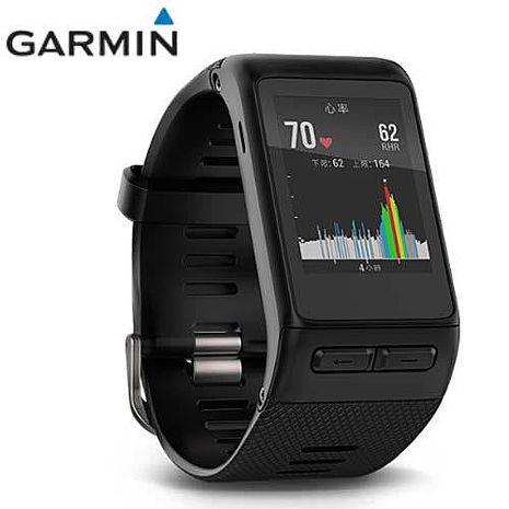 Garmin vivoactive HR腕式心率GPS智慧運動錶.