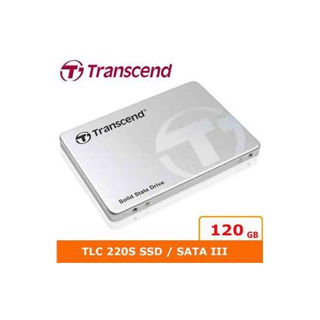 創見 2.5吋 220S 120G SATA3 SSD 固態硬碟