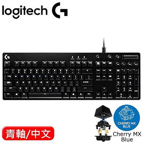 Logitech 羅技 G610 遊戲機械鍵盤 青軸