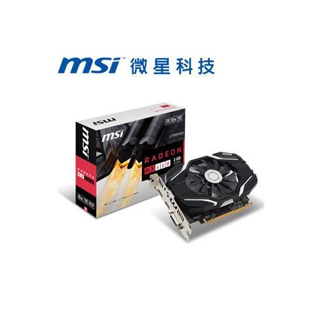 MSI微星 Radeon  RX 460 2G OC 顯示卡