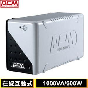 【10月精選-限時特惠】科風 UPS WAR-1000AP 在線互動式 不斷電系統