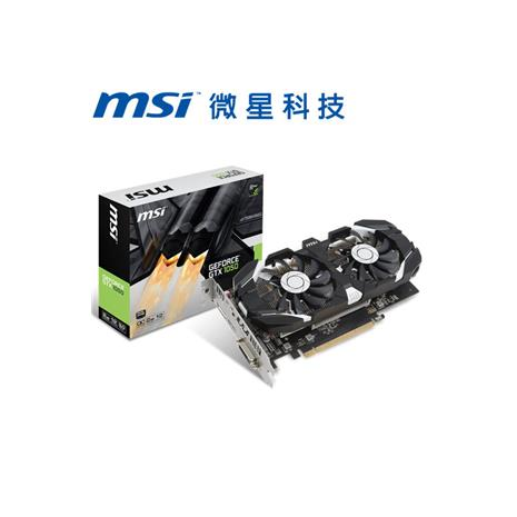 MSI微星 GeForce GTX 1050 2GT OC 顯示卡