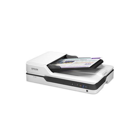 EPSON DS-1630二合一平台饋紙式掃描器