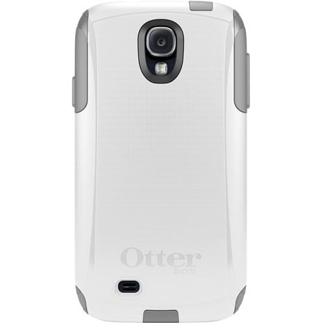 OtterBox Samsung Galaxy S4 Commuter系列保護套-白色
