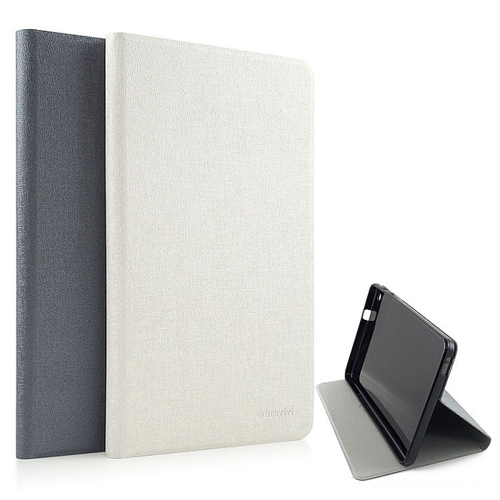 Miravivi HUAWEI MediaPad M1 8.0 專用金屬紋筆記本皮套