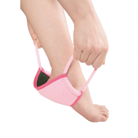 日本COGIT 腳跟去角質纖維布