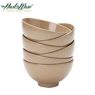 【Husk's ware】美國Husk's ware稻殼天然無毒環保餐碗(十入)