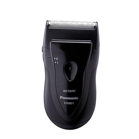 'Panasonic'☆國際牌  單刀水洗刮鬍刀 ES-3831