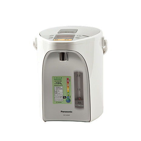 'Panasonic'☆國際 3公升真空斷熱節能保溫熱水瓶 NC-SU303P /NCSU303P