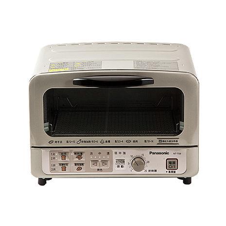 'Panasonic國際' 遠紅外線電烤箱 NT-T59/NTT59