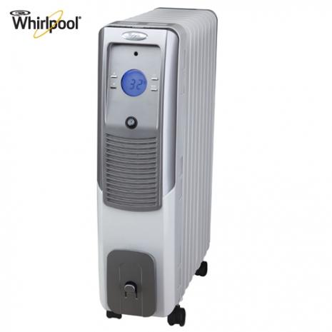 '惠而浦 Whirlpool'微電腦9葉片電暖器TET09 / TET-09