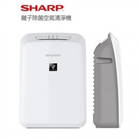 'SHARP'☆夏普 適用3-8坪 自動除菌離子空氣清靜機  FU-D30T