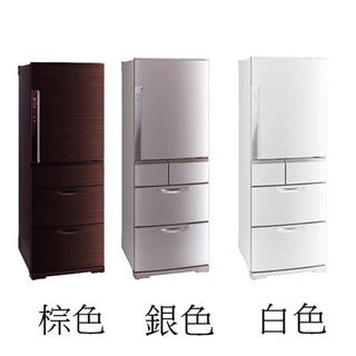 'MITSUBISHI'☆ 三菱 520L 五門變頻電冰箱MR-BX52W