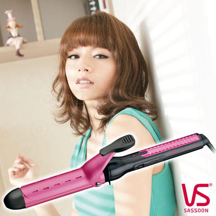 'SASSOON'☆沙宣 32毫米高效透氣溫控捲髮夾 VSCD119PIW