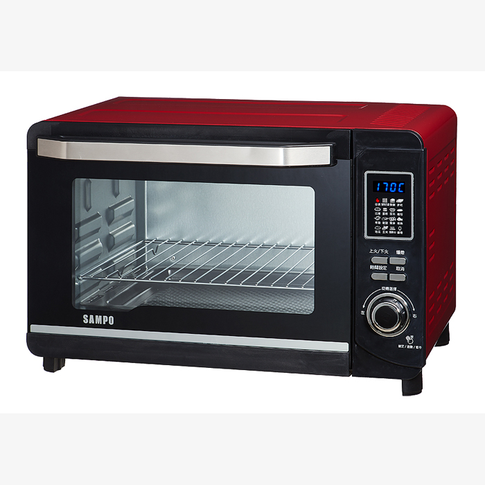 'SAMPO'☆聲寶 30L 微電腦雙溫控烤箱 KZ-PC30F
