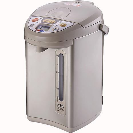 '東龍' 3.2L 真空保溫溫度顯示省電 熱水瓶 TE-2141