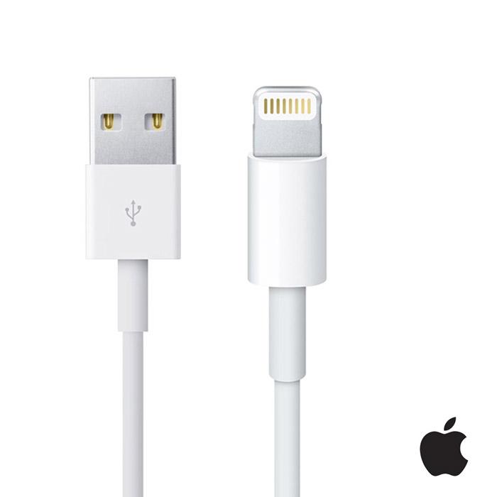 完整盒裝【Apple 原廠】 Lightning 對 USB 連接傳輸線-1M