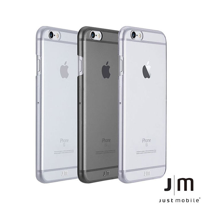Just Mobile TENC iPhone6s/6 4.7吋自動修復保護殼