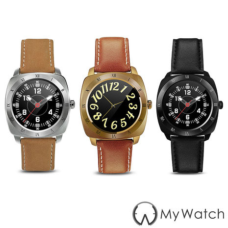 My Watch-最新第二代藍牙時尚智慧手錶DM88