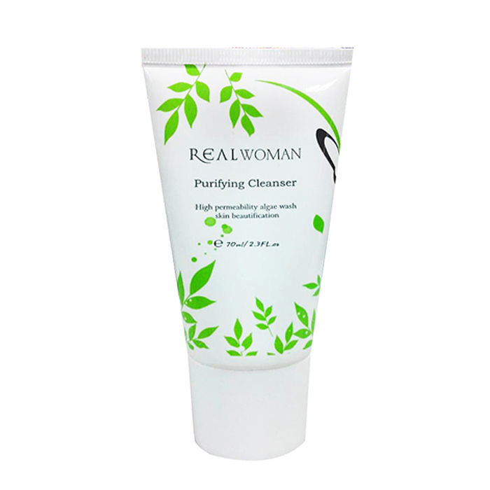 Realwoman 海藻深層潔顏霜(70g/瓶)