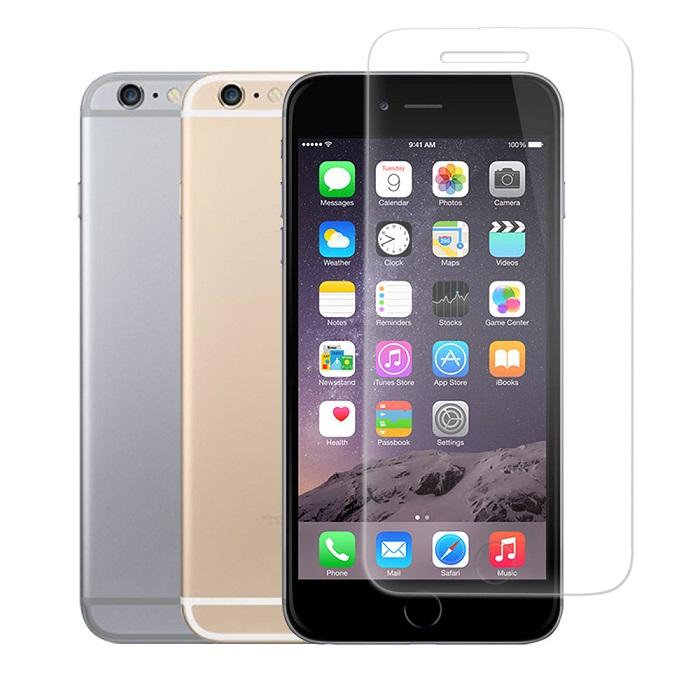 LUCCIDA Apple iPhone 6 Plus 5.5吋 9H超硬防爆鋼化玻璃保護貼