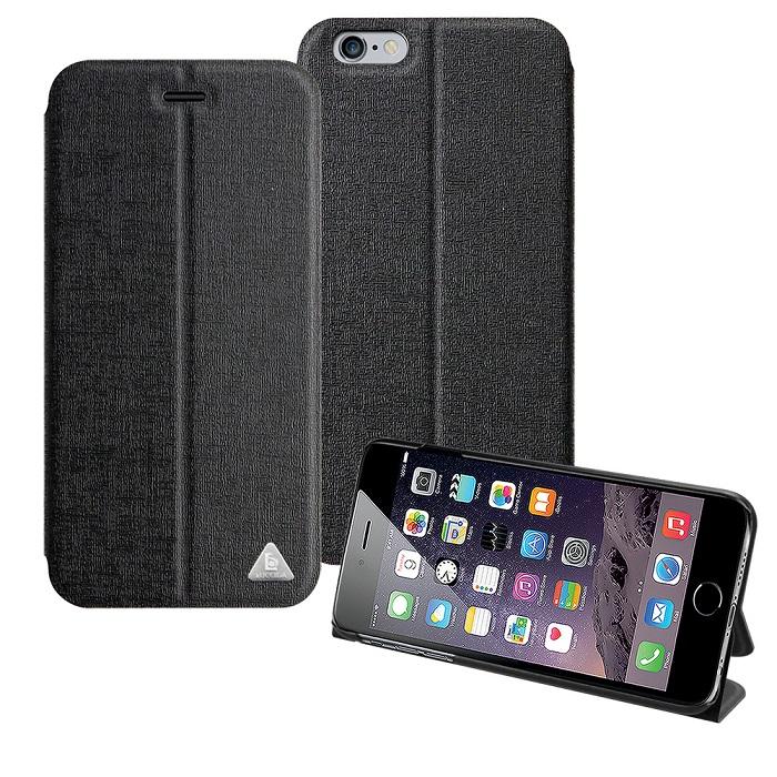 LUCCIDA Apple iphone6 4.7吋 隱形磁吸多段式站立薄型皮套