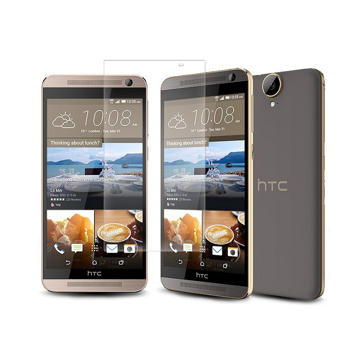 LUCCIDA HTC One E9+ / HTC One E9 9H超硬度防爆鋼化玻璃保護貼