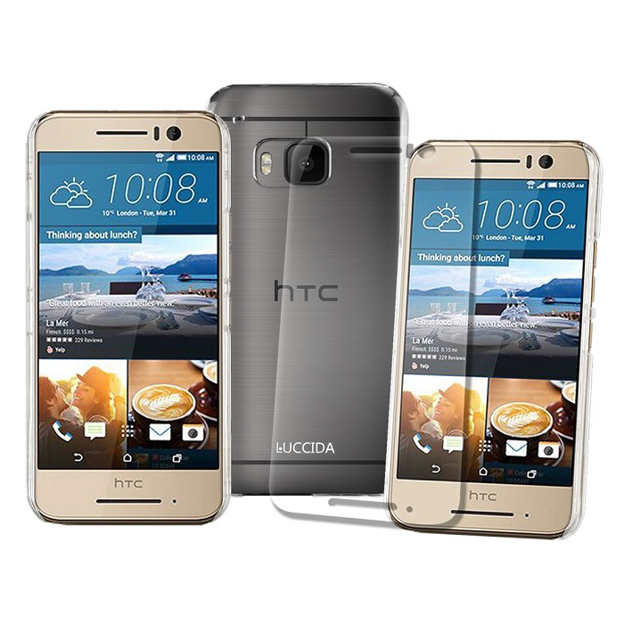 LUCCIDA HTC ONE S9 9H超硬度防爆玻璃保護貼