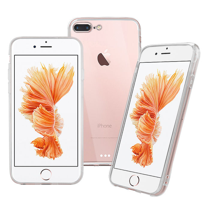 LUCCIDA Apple iPhone 7 Plus 超薄透明軟式保護套