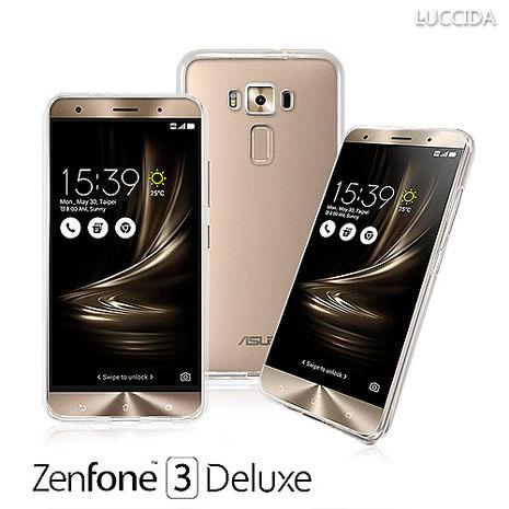 LUCCIDA ASUS ZenFone3 Deluxe 超薄透明軟式保護套