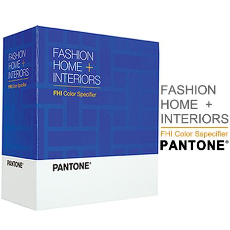 PANTONE FASHION + HOME 服裝和家居色彩手冊 FBP200