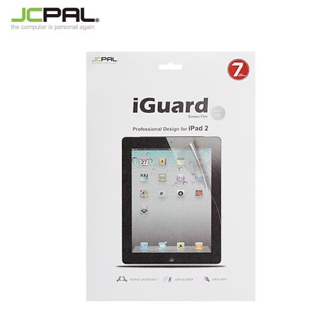 JCPAL iGuard iPad 2 / 3  / 4 螢幕保護貼