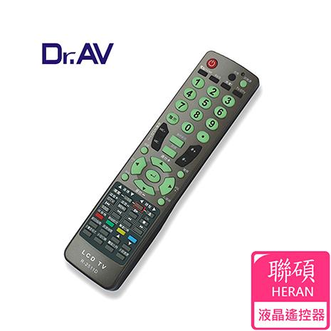 【Dr.AV】HERAN 聯碩 LCD 液晶電視遙控器(R-2511D)-家電.影音-myfone購物