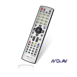Dr.AV RP-51 奇美 CHIMEI 新禾 Polyvision 液晶電視遙控器 LCD全系列適用