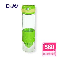 ~Dr.AV~LM~3500W 無毒多用途鮮榨汁檸檬玻璃魔力瓶^(大瓶口 ^)
