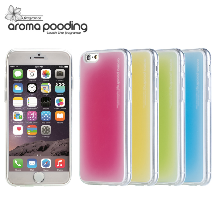 sumneeds Aroma Pooding iPhone 6/6S 專用香氛保護套