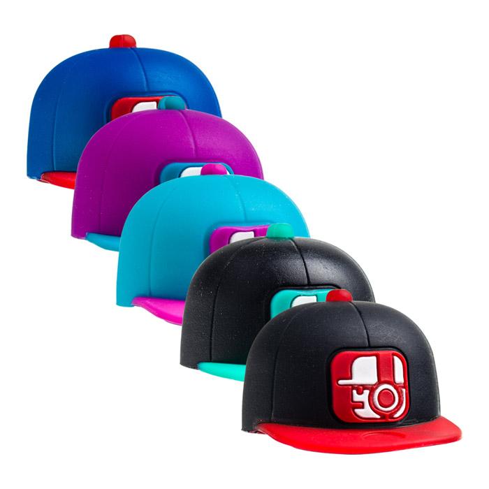 sumneeds Line Cap 棒球帽造型耳機塞捲線器
