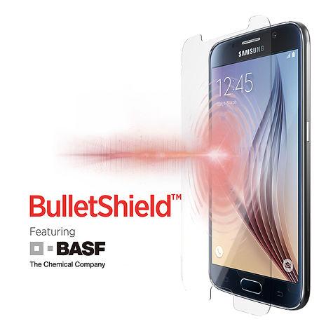 Tech21 英國超衝擊 Samsung S6 防撞抗刮修復螢幕保護貼