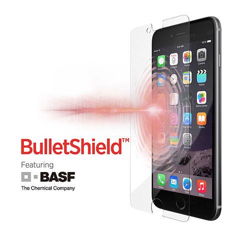 Tech21 英國超衝擊 iPhone 6/6S Plus (5.5) 防撞抗刮修復螢幕保護貼